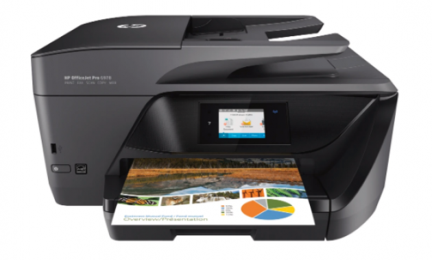 Download - Driver - HP OfficeJet 6978