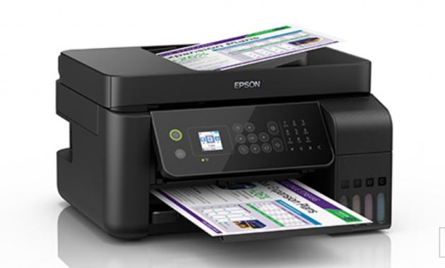 Epson L5190 Scanner Pilote et logiciel