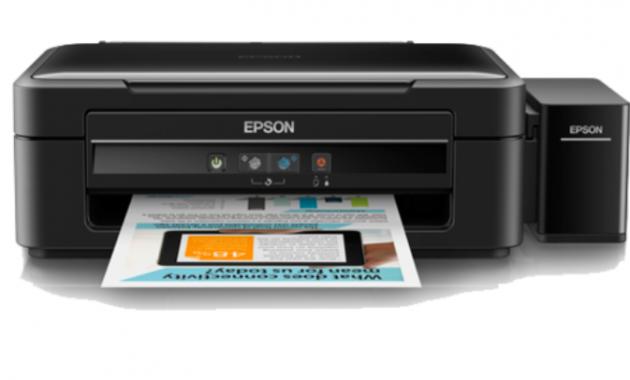 Téléchargement Pilote Epson L360 Windows