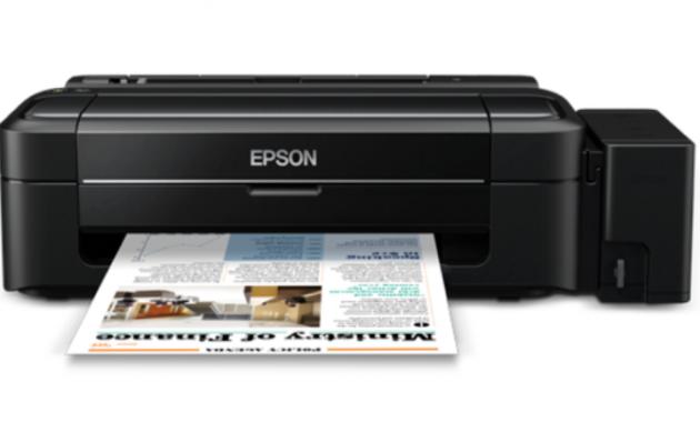 Pilotes D'imprimantes EPSON Série L300