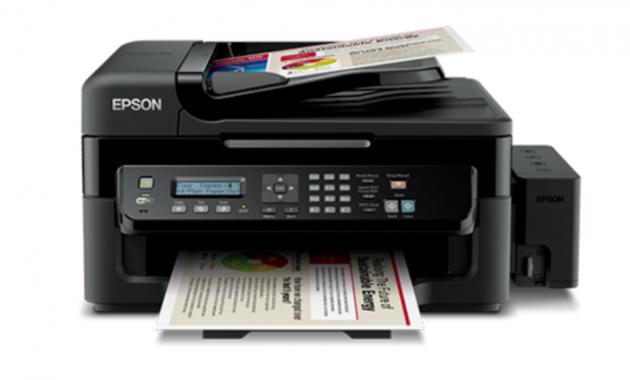 Télécharger Pilote D'imprimante Epson L555 Tout En Un